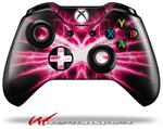 Decal Style Skin for Microsoft XBOX One Wireless Controller Lightning Pink - (CONTROLLER NOT INCLUDED)