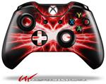 Decal Style Skin for Microsoft XBOX One Wireless Controller Lightning Red - (CONTROLLER NOT INCLUDED)