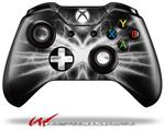 Decal Style Skin for Microsoft XBOX One Wireless Controller Lightning White - (CONTROLLER NOT INCLUDED)