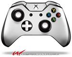 Decal Style Skin for Microsoft XBOX One Wireless Controller Solids Collection White - (CONTROLLER NOT INCLUDED)