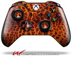 Decal Style Skin for Microsoft XBOX One Wireless Controller Fractal Fur Cheetah - (CONTROLLER NOT INCLUDED)