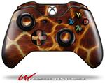 Decal Style Skin for Microsoft XBOX One Wireless Controller Fractal Fur Giraffe - (CONTROLLER NOT INCLUDED)