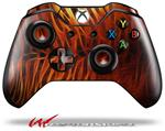 Decal Style Skin for Microsoft XBOX One Wireless Controller Fractal Fur Tiger - (CONTROLLER NOT INCLUDED)