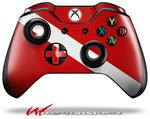 Decal Style Skin for Microsoft XBOX One Wireless Controller Dive Scuba Flag - (CONTROLLER NOT INCLUDED)