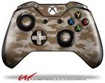 Decal Style Skin for Microsoft XBOX One Wireless Controller WraptorCamo Digital Camo Desert - (CONTROLLER NOT INCLUDED)