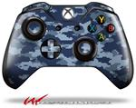 Decal Style Skin for Microsoft XBOX One Wireless Controller WraptorCamo Digital Camo Navy - (CONTROLLER NOT INCLUDED)
