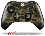 Decal Style Skin for Microsoft XBOX One Wireless Controller WraptorCamo Digital Camo Timber - (CONTROLLER NOT INCLUDED)