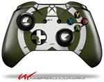 Decal Style Skin for Microsoft XBOX One Wireless Controller Distressed Army Star - (CONTROLLER NOT INCLUDED)