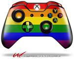Decal Style Skin for Microsoft XBOX One Wireless Controller Rainbow Stripes - (CONTROLLER NOT INCLUDED)