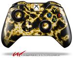 Decal Style Skin for Microsoft XBOX One Wireless Controller Electrify Yellow - (CONTROLLER NOT INCLUDED)