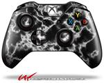 Decal Style Skin for Microsoft XBOX One Wireless Controller Electrify White - (CONTROLLER NOT INCLUDED)