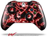 Decal Style Skin for Microsoft XBOX One Wireless Controller Electrify Red - (CONTROLLER NOT INCLUDED)