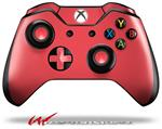 Decal Style Skin for Microsoft XBOX One Wireless Controller Solids Collection Coral - (CONTROLLER NOT INCLUDED)
