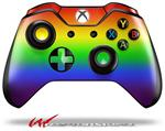 Decal Style Skin for Microsoft XBOX One Wireless Controller Smooth Fades Rainbow - (CONTROLLER NOT INCLUDED)