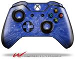 Decal Style Skin for Microsoft XBOX One Wireless Controller Stardust Blue - (CONTROLLER NOT INCLUDED)