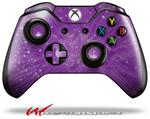 Decal Style Skin for Microsoft XBOX One Wireless Controller Stardust Purple - (CONTROLLER NOT INCLUDED)
