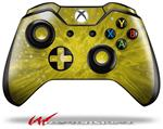 Decal Style Skin for Microsoft XBOX One Wireless Controller Stardust Yellow - (CONTROLLER NOT INCLUDED)