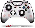 Decal Style Skin for Microsoft XBOX One Wireless Controller Pastel Flowers - (CONTROLLER NOT INCLUDED)