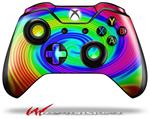 Decal Style Skin for Microsoft XBOX One Wireless Controller Rainbow Swirl - (CONTROLLER NOT INCLUDED)