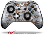 Decal Style Skin for Microsoft XBOX One Wireless Controller Rusted Metal - (CONTROLLER NOT INCLUDED)