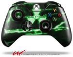 Decal Style Skin for Microsoft XBOX One Wireless Controller Radioactive Green - (CONTROLLER NOT INCLUDED)