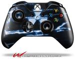 Decal Style Skin for Microsoft XBOX One Wireless Controller Radioactive Blue - (CONTROLLER NOT INCLUDED)