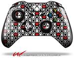 Decal Style Skin for Microsoft XBOX One Wireless Controller XO Hearts - (CONTROLLER NOT INCLUDED)