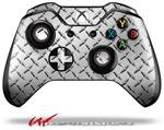 Decal Style Skin for Microsoft XBOX One Wireless Controller Diamond Plate Metal - (CONTROLLER NOT INCLUDED)