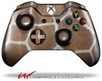 Decal Style Skin for Microsoft XBOX One Wireless Controller Giraffe 02 - (CONTROLLER NOT INCLUDED)