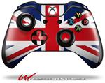 Decal Style Skin for Microsoft XBOX One Wireless Controller Union Jack 02 - (CONTROLLER NOT INCLUDED)