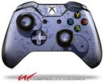 Decal Style Skin for Microsoft XBOX One Wireless Controller Feminine Yin Yang Blue - (CONTROLLER NOT INCLUDED)
