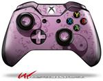 Decal Style Skin for Microsoft XBOX One Wireless Controller Feminine Yin Yang Purple - (CONTROLLER NOT INCLUDED)