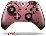 Decal Style Skin for Microsoft XBOX One Wireless Controller Feminine Yin Yang Red - (CONTROLLER NOT INCLUDED)