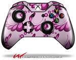 Decal Style Skin for Microsoft XBOX One Wireless Controller Petals Pink - (CONTROLLER NOT INCLUDED)