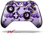 Decal Style Skin for Microsoft XBOX One Wireless Controller Petals Purple - (CONTROLLER NOT INCLUDED)
