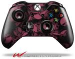 Decal Style Skin for Microsoft XBOX One Wireless Controller Skulls Confetti Pink - (CONTROLLER NOT INCLUDED)