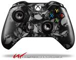 Decal Style Skin for Microsoft XBOX One Wireless Controller Skulls Confetti White - (CONTROLLER NOT INCLUDED)