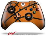 Decal Style Skin for Microsoft XBOX One Wireless Controller Basketball - (CONTROLLER NOT INCLUDED)