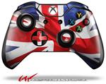 Decal Style Skin for Microsoft XBOX One Wireless Controller Union Jack 01 - (CONTROLLER NOT INCLUDED)