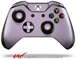 Decal Style Skin for Microsoft XBOX One Wireless Controller Solids Collection Lavender - (CONTROLLER NOT INCLUDED)