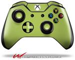 Decal Style Skin for Microsoft XBOX One Wireless Controller Solids Collection Sage Green - (CONTROLLER NOT INCLUDED)