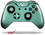 Decal Style Skin for Microsoft XBOX One Wireless Controller Solids Collection Seafoam Green - (CONTROLLER NOT INCLUDED)