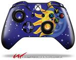 Decal Style Skin for Microsoft XBOX One Wireless Controller Moon Sun - (CONTROLLER NOT INCLUDED)