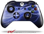 Decal Style Skin for Microsoft XBOX One Wireless Controller Mystic Vortex Blue - (CONTROLLER NOT INCLUDED)