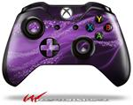Decal Style Skin for Microsoft XBOX One Wireless Controller Mystic Vortex Purple - (CONTROLLER NOT INCLUDED)