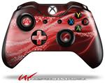Decal Style Skin for Microsoft XBOX One Wireless Controller Mystic Vortex Red - (CONTROLLER NOT INCLUDED)