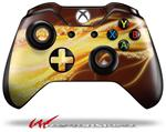 Decal Style Skin for Microsoft XBOX One Wireless Controller Mystic Vortex Yellow - (CONTROLLER NOT INCLUDED)