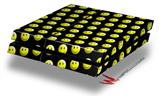 Smileys on Black - Decal Style Skin fits original PS4 Gaming Console