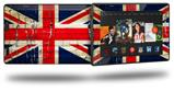 Painted Faded and Cracked Union Jack British Flag - Decal Style Skin fits 2013 Amazon Kindle Fire HD 7 inch