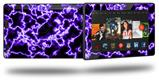 Electrify Purple - Decal Style Skin fits 2013 Amazon Kindle Fire HD 7 inch